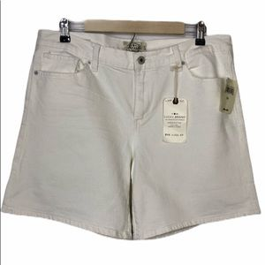Lucky Brand NWT The Roll Up Women Shorts 14/32